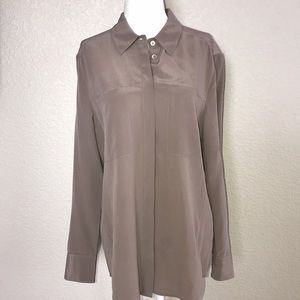 Nordstrom Silk Top!